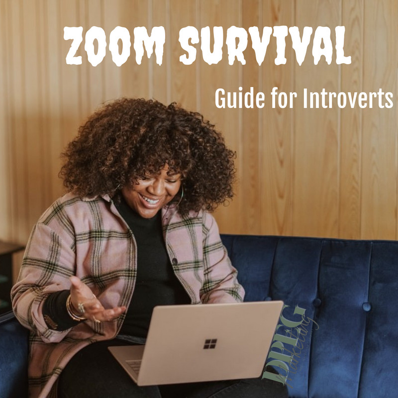 Zoom Survival Guide for Introverts